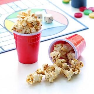 Cinnamon Roll Popcorn (Gluten-free, Plant-based, Refined Sugar-free)