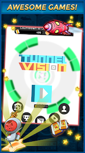 Tunnel Vision - náhled