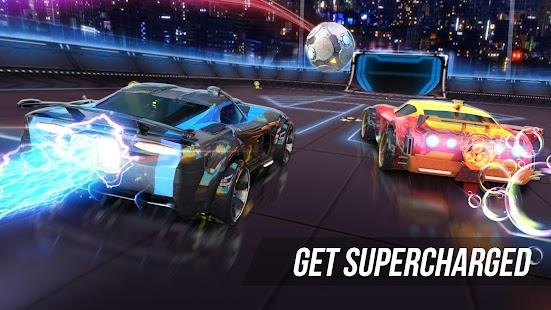 Supercharged mod apk