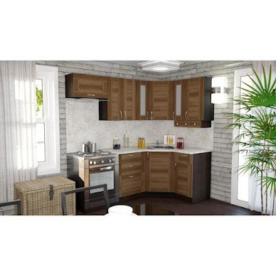 Кухонный гарнитур Кира литл 1300*2000