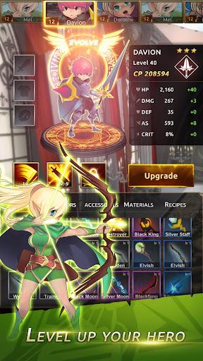 Knight War: Idle Defense Pro 1.0.8 screenshots 4