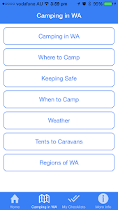Camping Mate screenshot 3