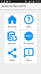 Builder for Minecraft PE v1.0.18