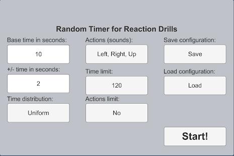 Random Timer Free screenshot