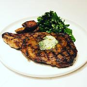 Ribe Eye Steak