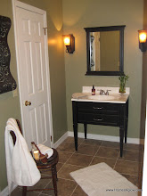 Photo: Master Bathroom after
