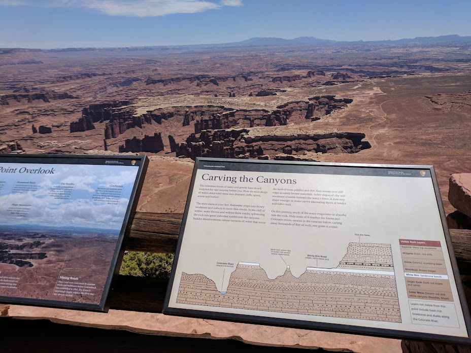 Grand View of Canyonlands