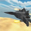 Air Combat Stealth Fighter Jet icon