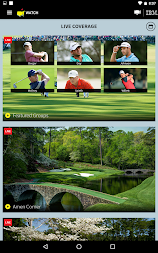The Masters Golf Tournament APK screenshot thumbnail 10