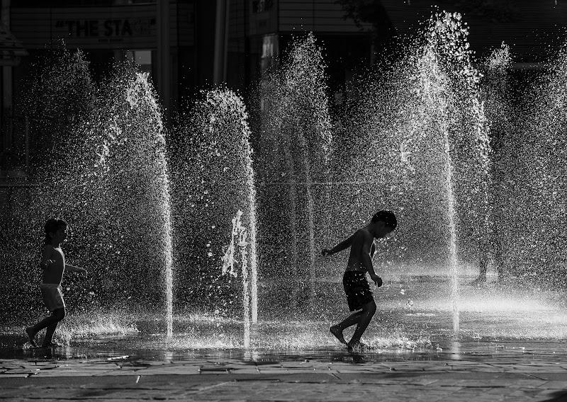 Funny water di Paolo Zanoni