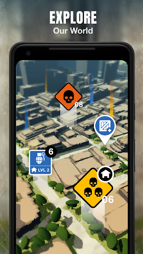 The Walking Dead: Our World screenshot 5