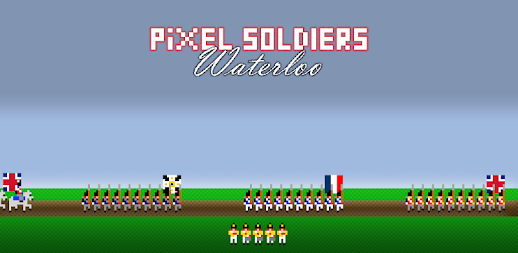 Pixel Soldiers: Waterloo APK
