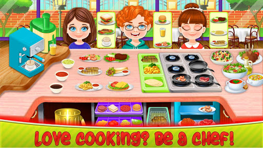 Crazy Craft Cooking - Time Management Fever 3.0 screenshots 4