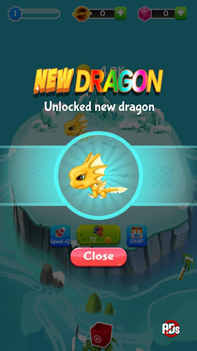 Code Triche Merge Dragons - Click and Idle Merge Game APK MOD (Astuce) screenshots 3