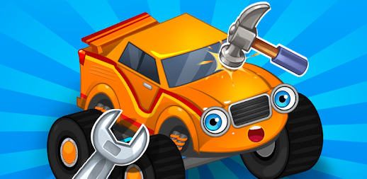 Repair machines - monster trucks APK