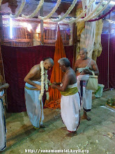 Photo: theppOthsavam - veLLOttam (trial run) preparations
