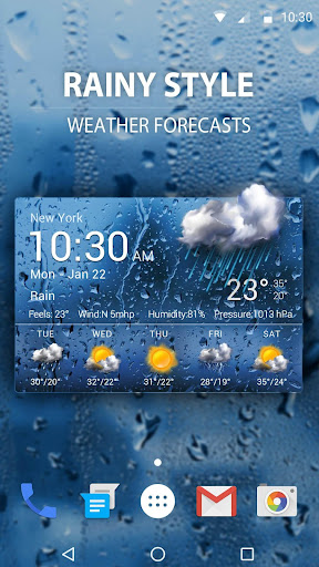 Download New 2018 Weather App & Widget Apk Latest Version » Apps and