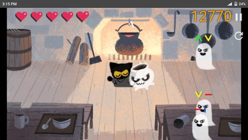 Doodle Halloween 1.3.1 screenshots 6