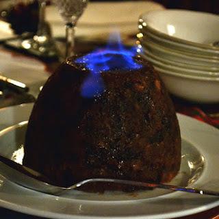 Slow Cooker Christmas Pudding.