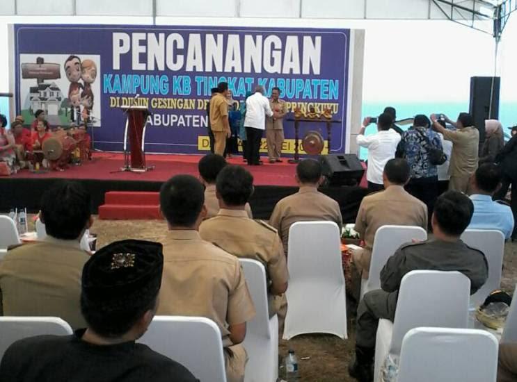 Kampung KB di Kabupaten Pacitan