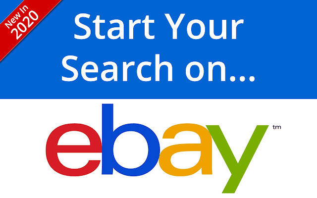 Start your search with eBay™ + Right Click