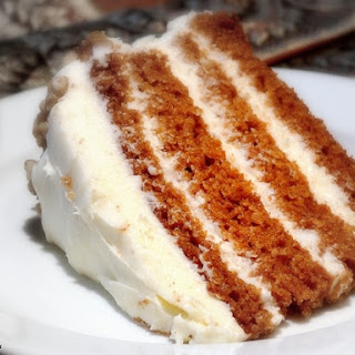 Alton Brown's 18-Carrot Cake