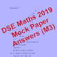 DSE Maths Mock Paper Answer 2019 (m3)-Pap 1 Sec A1 for PC-Windows 7,8,10 and Mac