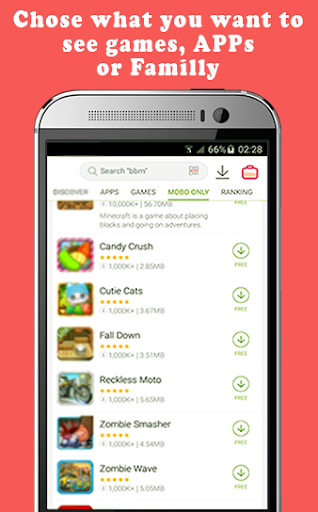 Download Guide for mobo market pro Google Play softwares