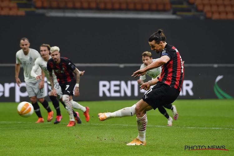 Rondje Europa League: Zlatan is maar een mens en mist penalty, Olayinka (ex-Essevee) vloert Leverkusen