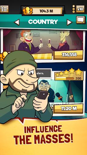 We Are Illuminati - Conspiracy Simulator Clicker 1.4.4 app download 2