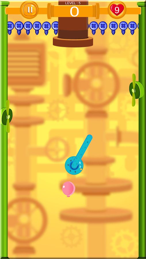 Balloon Savior- screenshot
