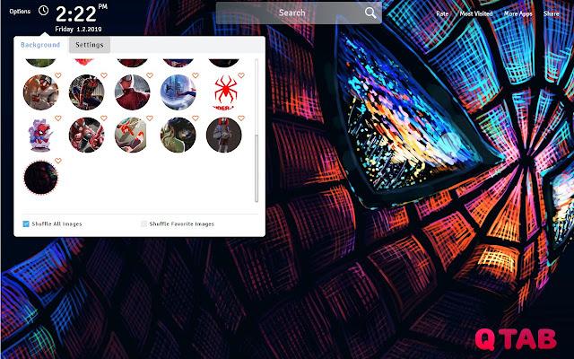 Spiderman Wallpapers Fullhd Spiderman New Tab