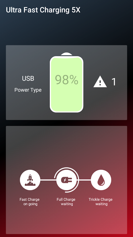 Ultra Fast Charging 5X- screenshot
