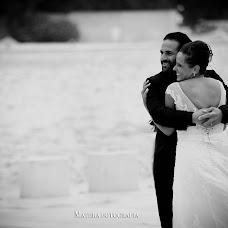 Wedding photographer Dino Matera (matera). Photo of 17.01.2017
