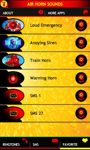 Train air horn ringtone download