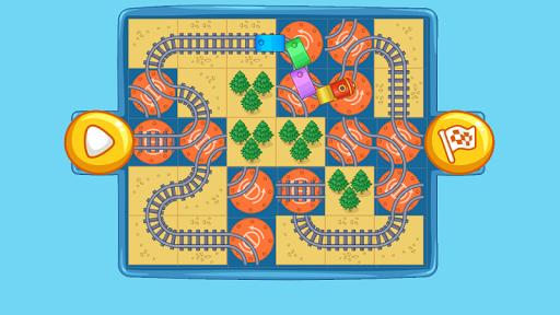 Railway: train for kids 1.0.5 screenshots 5