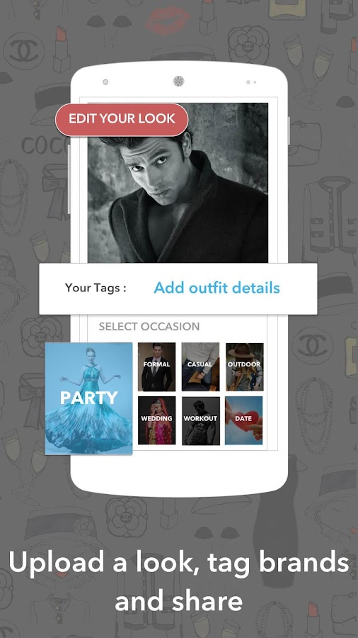 LookAtMe - Shop with a Stylist- screenshot