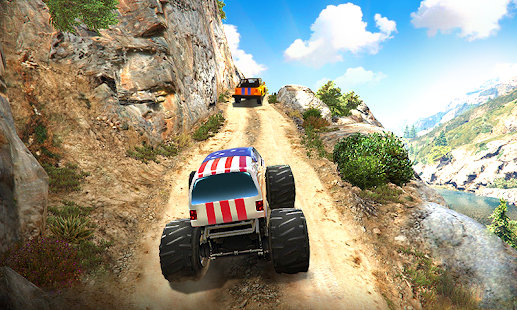 4x4 Dirt Offroad Simulator - náhled