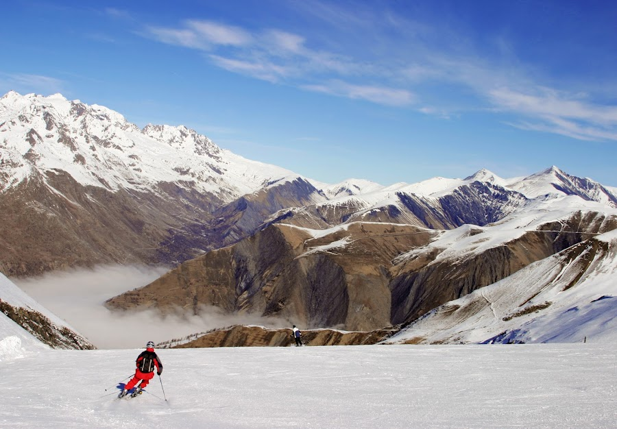 by Andrea Willmore - Sports & Fitness Snow Sports ( skiing, mountains, winter, pwcwintersports, snow boarding, sport )