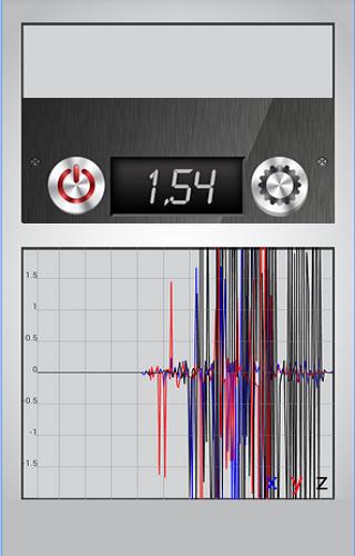 Vibration Meter Tool
