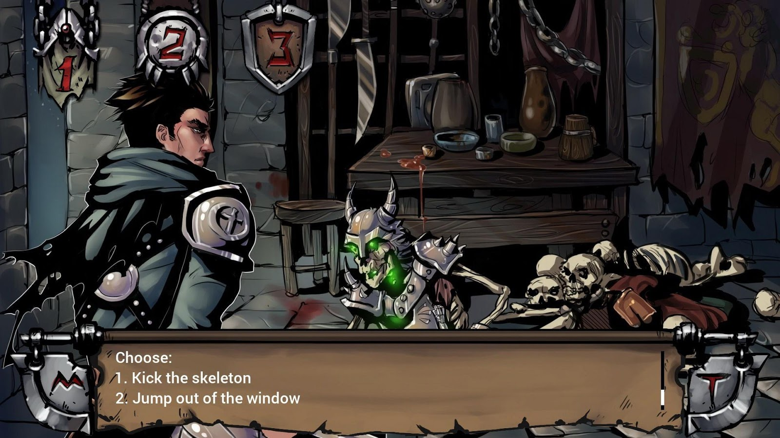 Swordbreaker The Game- screenshot