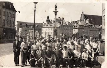 Photo: Wycieczka uczniów do Warszawy.
