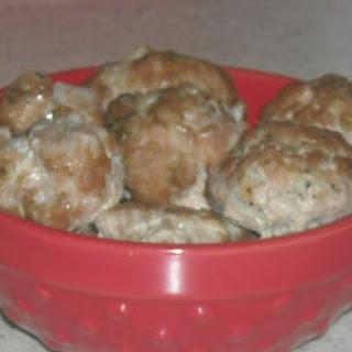 Clean Eating Italian Style Turkey Meatballs Recipe