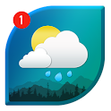 Weather today : Local weather forecast icon