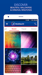 Ringtones, Wallpapers & Themes – Mobiles24  Apk  Download For Android 6