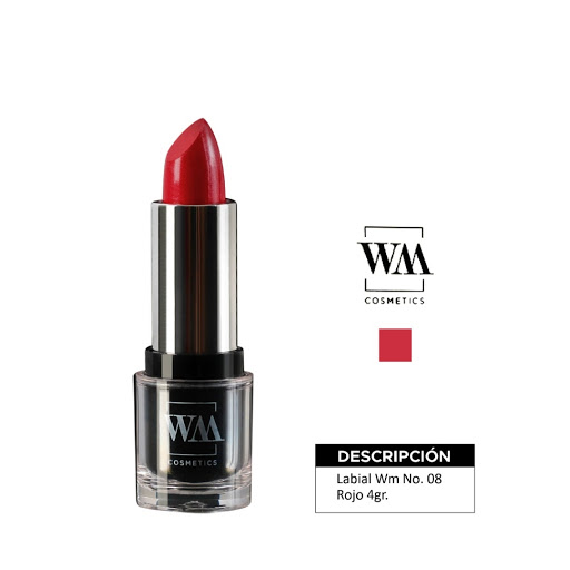 Labial WM 08 Rojo 4GR
