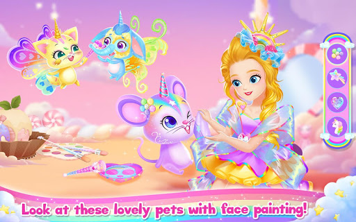 Princess Libby Rainbow Unicorn 1.0 screenshots 3