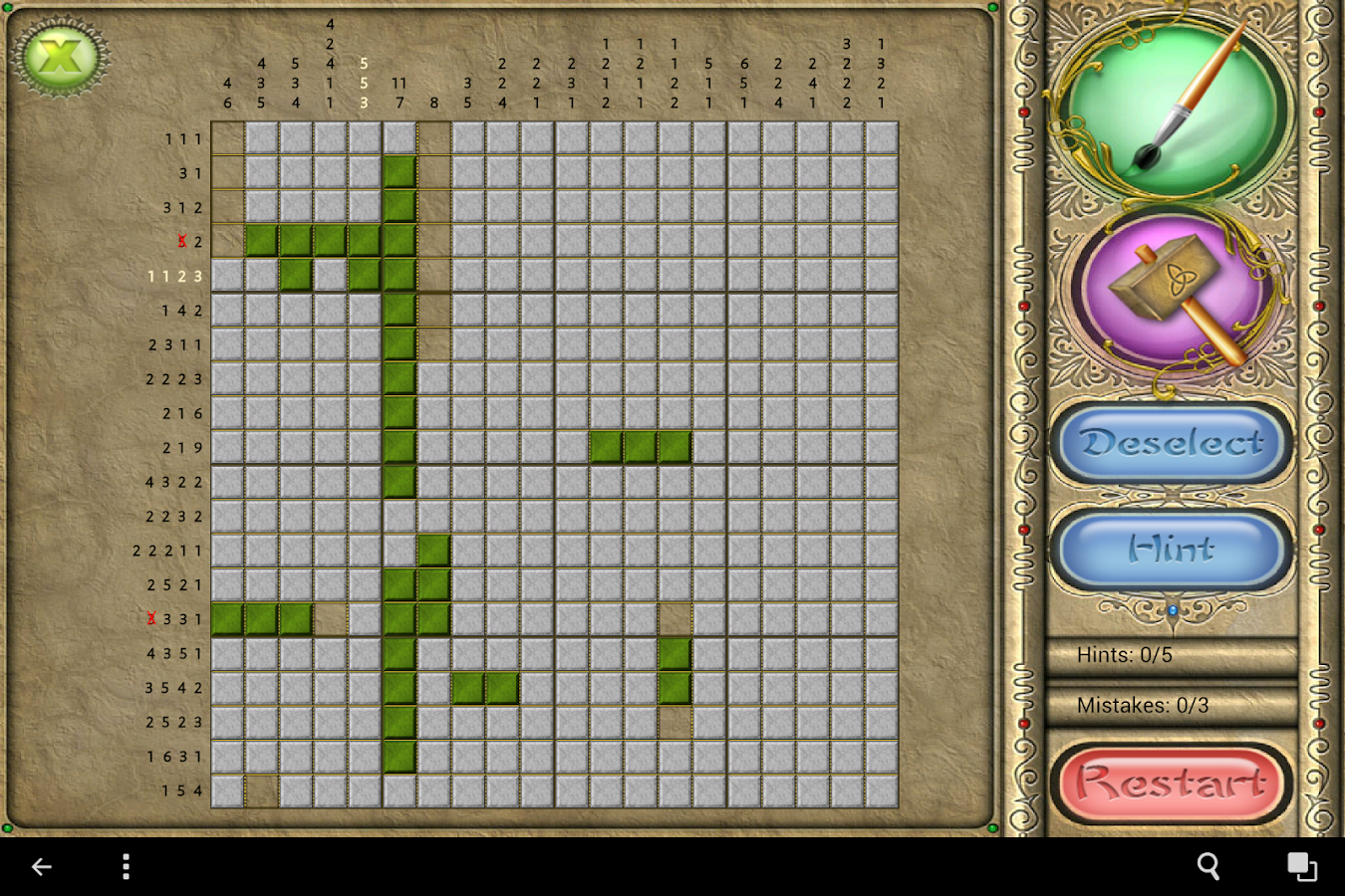 FlipPix Jigsaw - Nesting- screenshot