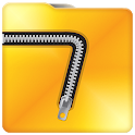 7Zipper 2.0 – Local and Cloud File Explorer icon