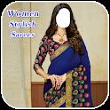 Women Stylish Sarees Photo Suit New icon